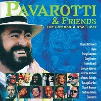 Luciano Pavarotti, Biagio Antonacci, George Michael, Eurythmics, Aqua, Zucchero – Pavarotti & Friends for Cambodia and Tibet