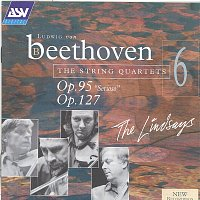 "The Lindsays – Beethoven: String Quartets, Op.95 ""Serioso"" & Op.127"