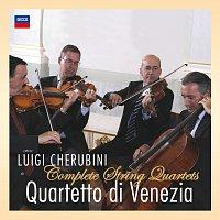 Quartetto di Venezia – Luigi Cherubini: I Quartetti Per Archi