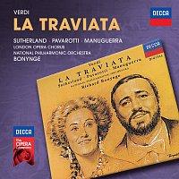 Dame Joan Sutherland, Luciano Pavarotti, Matteo Manuguerra, Richard Bonynge – Verdi: La Traviata