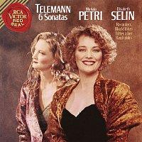 Michala Petri, Georg Philipp Telemann, Elisabeth Selin – Telemann: Six Sonatas