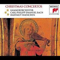 Přední strana obalu CD German and Italian Christmas Music