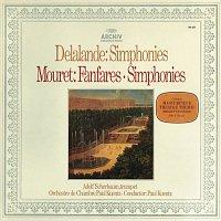 Adolf Scherbaum, Orchestre de Chambre Paul Kuentz, Paul Kuentz – Lalande / Mouret: Simphonies & Fanfares