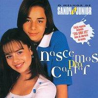 Sandy e Junior – Nascemos Para Cantar - O Melhor De Sandy & Junior