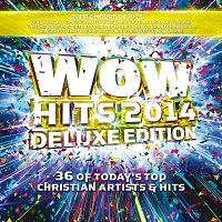 Přední strana obalu CD WOW Hits 2014 [Deluxe Edition]