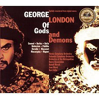 George London, Modest Mussorgsky, Jean Morel, Columbia Symphony Orchestra – Of Gods and Demons