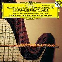 Kenneth Smith, Bryn Lewis, John Anderson, Michael Collins, Richard Watkins – Mozart: Flute & Harp Concerto K.299; Sinfonia concertante K.297b