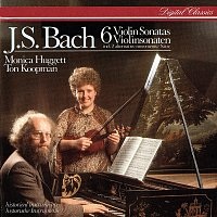 Monica Huggett, Ton Koopman – Bach, J.S.: 6 Sonatas for Violin & Harpsichord