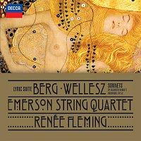 Emerson String Quartet, Renee Fleming – Berg: Lyric Suite; Wellesz: Sonnets By Elizabeth Barrett Browning, Op.52