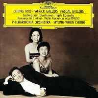 Philharmonia Orchestra, Myung Whun Chung – Beethoven: Triple Concerto; Romance in E minor; Violin Romances Opp.40 & 50