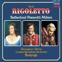 Dame Joan Sutherland, Luciano Pavarotti, Sherrill Milnes, Richard Bonynge – Verdi: Rigoletto
