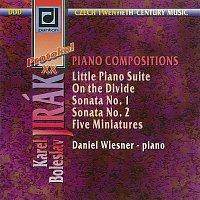 Daniel Wiesner – Jirák: Klavírní skladby