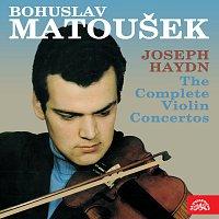 Bohuslav Matoušek – Haydn: Kompletní houslové koncerty