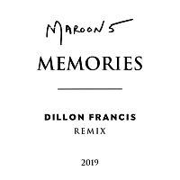 Maroon 5, Dillon Francis – Memories [Dillon Francis Remix]