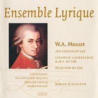 Přední strana obalu CD Ensemble Lyrique