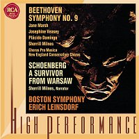 Erich Leinsdorf, Boston Symphony Orchestra, Ludwig van Beethoven – Beethoven: Symphony No. 9; Schoenberg: A Survivor From Warsaw