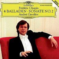 Andrei Gavrilov – Chopin: 4 Ballades; Piano Sonata No.2