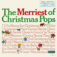 Přední strana obalu CD The Merriest of Christmas Pops