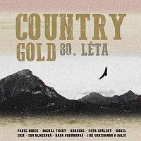 Přední strana obalu CD Country Gold 80. léta