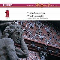 Různí interpreti – Mozart: Complete Edition Box 5: Violin/Wind Concertos