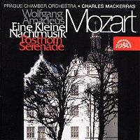 Pražský komorní orchestr, Charles Mackerras – Mozart: Malá noční hudba - Serenáda