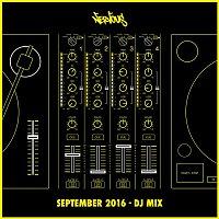 Various Artists.. – Nervous September 2016 - DJ Mix