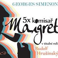 Různí interpreti – 5x komisař Maigret