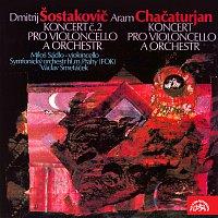 Miloš Sádlo, Symfonický orchestr hl.m. Prahy (FOK), Václav Smetáček – Šostakovič, Chačaturjan: Koncerty pro violoncello a orchestr