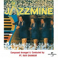 Přední strana obalu CD Jazzmine - All That Is Best From The East And West