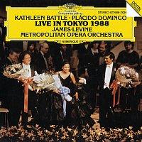 Přední strana obalu CD Live in Tokyo 1988