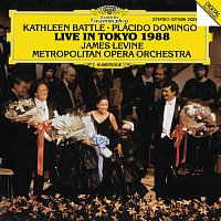 Kathleen Battle, Placido Domingo, Metropolitan Opera Orchestra, James Levine – Live in Tokyo 1988