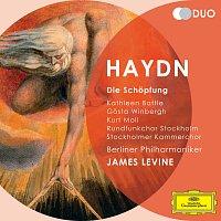 Kathleen Battle, Gosta Winbergh, Kurt Moll, Berliner Philharmoniker, James Levine – Haydn: Die Schopfung