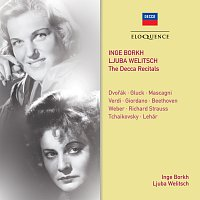 Inge Borkh, Ljuba Welitsch, London Symphony Orchestra, Anatole Fistoulari – Inge Borkh & Ljuba Welitsch: The Decca Recitals