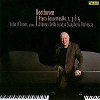 John O'Conor, Andreas Delfs, London Symphony Orchestra – Beethoven: Piano Concertos Nos. 1, 3 & 4