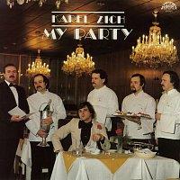 Přední strana obalu CD My Party