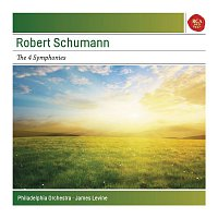 James Levine, Robert Schumann, The Philadelphia Orchestra – Schumann: The 4 Symphonies - Sony Classical Masters