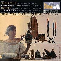 George Szell, Alexander Borodin, The Cleveland Orchestra – Tchaikovsky: Capriccio Italien, Op. 45 - Rimsky-Korsakov: Capriccio Espagnol, Op. 34