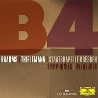 Staatskapelle Dresden, Christian Thielemann – Brahms: Symphonies / Overtures [Live At Semperoper, Dresden]