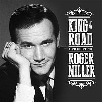 Přední strana obalu CD King of the Road: A Tribute to Roger Miller