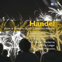 Sir Charles Mackerras, Sir Philip Ledger, Sir David Willcocks – Handel: Water & Fireworks Music