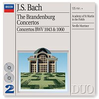 Academy of St. Martin in the Fields, Sir Neville Marriner – Bach, J.S.: The Brandenburg Concertos etc