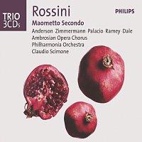 June Anderson, Laurence Dale, Ernesto Palacio, Margarita Zimmermann, Samuel Ramey – Rossini: Maometto II