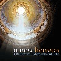 Přední strana obalu CD A New Heaven