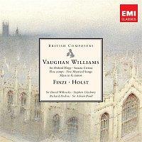 John Westbrook, King's College Choir, Cambridge, Jacques Orchestra, Sir David Willcocks – British Composers - Vaughan Williams, Finzi & Holst