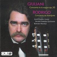 Jozef Zsapka – Giuliani,M., Rodrigo,J. Koncerty