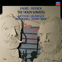 Arthur Grumiaux, Paul Crossley, Gyorgy Sebok – Fauré: Violin Sonata in E minor / Franck: Violin Sonata in A etc.