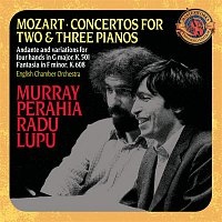Murray Perahia, Radu Lupu, Wolfgang Amadeus Mozart – Mozart: Concertos for 2 & 3 Pianos; Andante and Variations for Piano Four Hands [Expanded Edition]