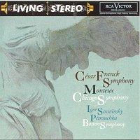 Pierre Monteux, Igor Stravinsky – Franck: Symphony, Stravinsky: Petrouchka