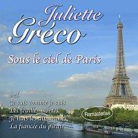 Juliette Gréco – Sous le ciel de Paris