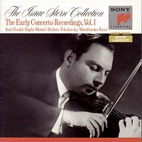Eugene Ormandy, Antonio Vivaldi, The Philadelphia Orchestra, Isaac Stern, David Oistrakh – The Isaac Stern Collection - The Early Concerto Recordings, Vol. I
